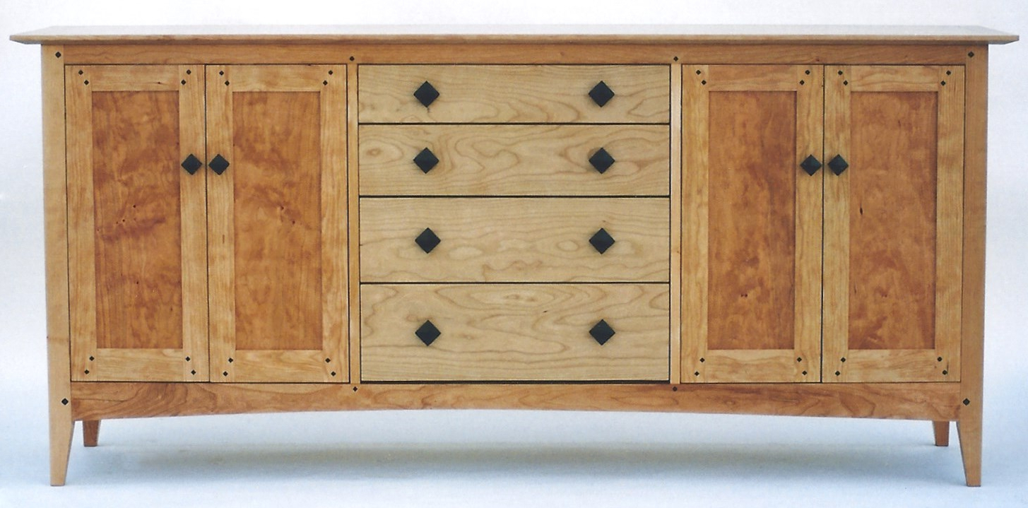 Best Of Vermont Studio Furniture Throughout Latest Craftsman Sideboards (View 2 of 20)