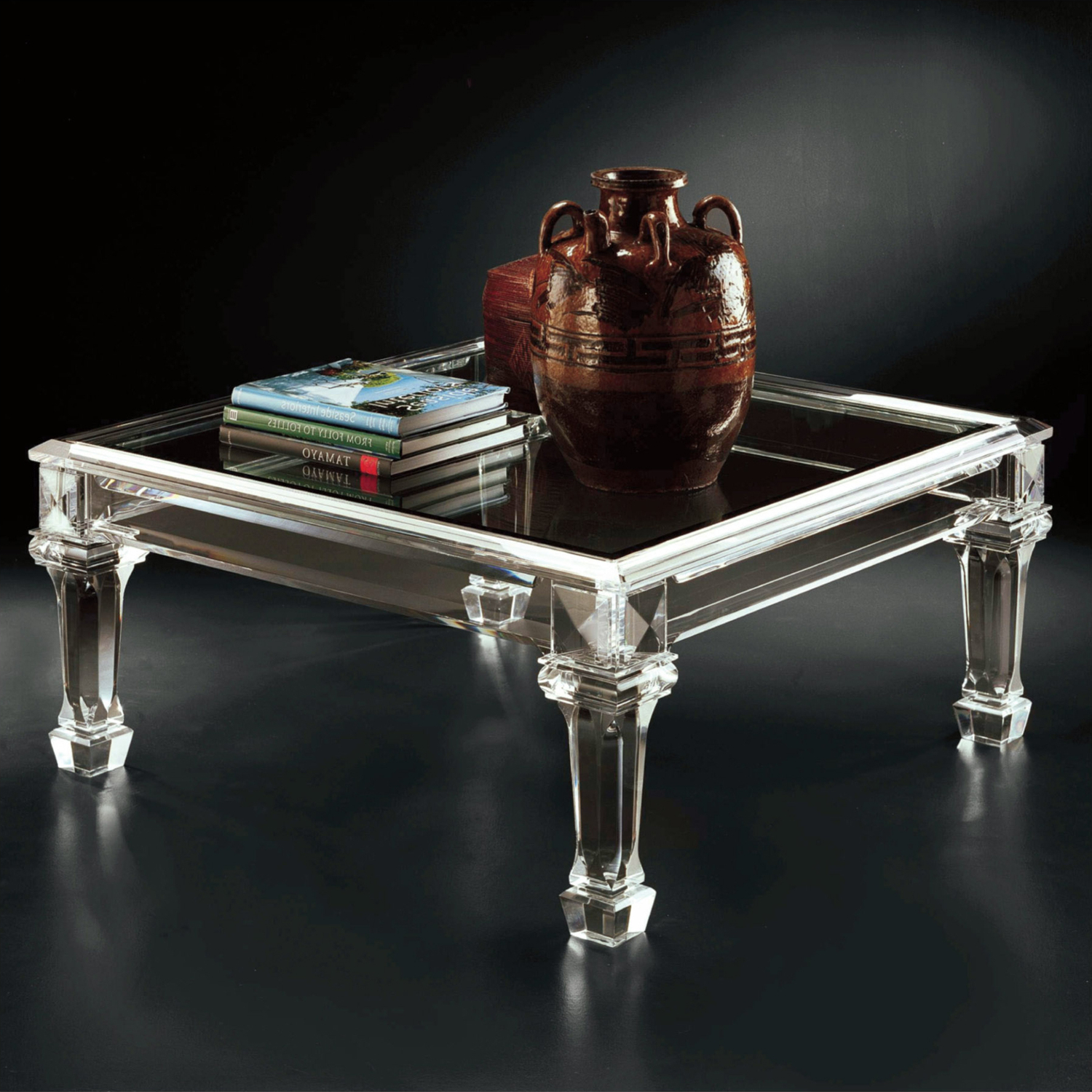 Bordeaux Cocktail Table (Gallery 4 of 20)
