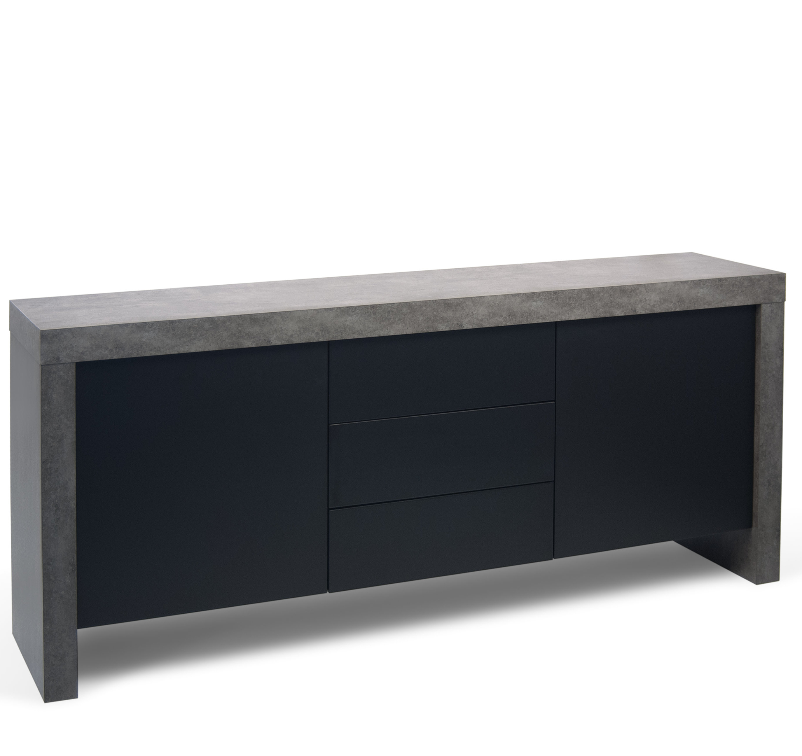 Boyce Sideboards Intended For Fashionable Cosette 2 Door Sideboard & Reviews (Gallery 13 of 20)