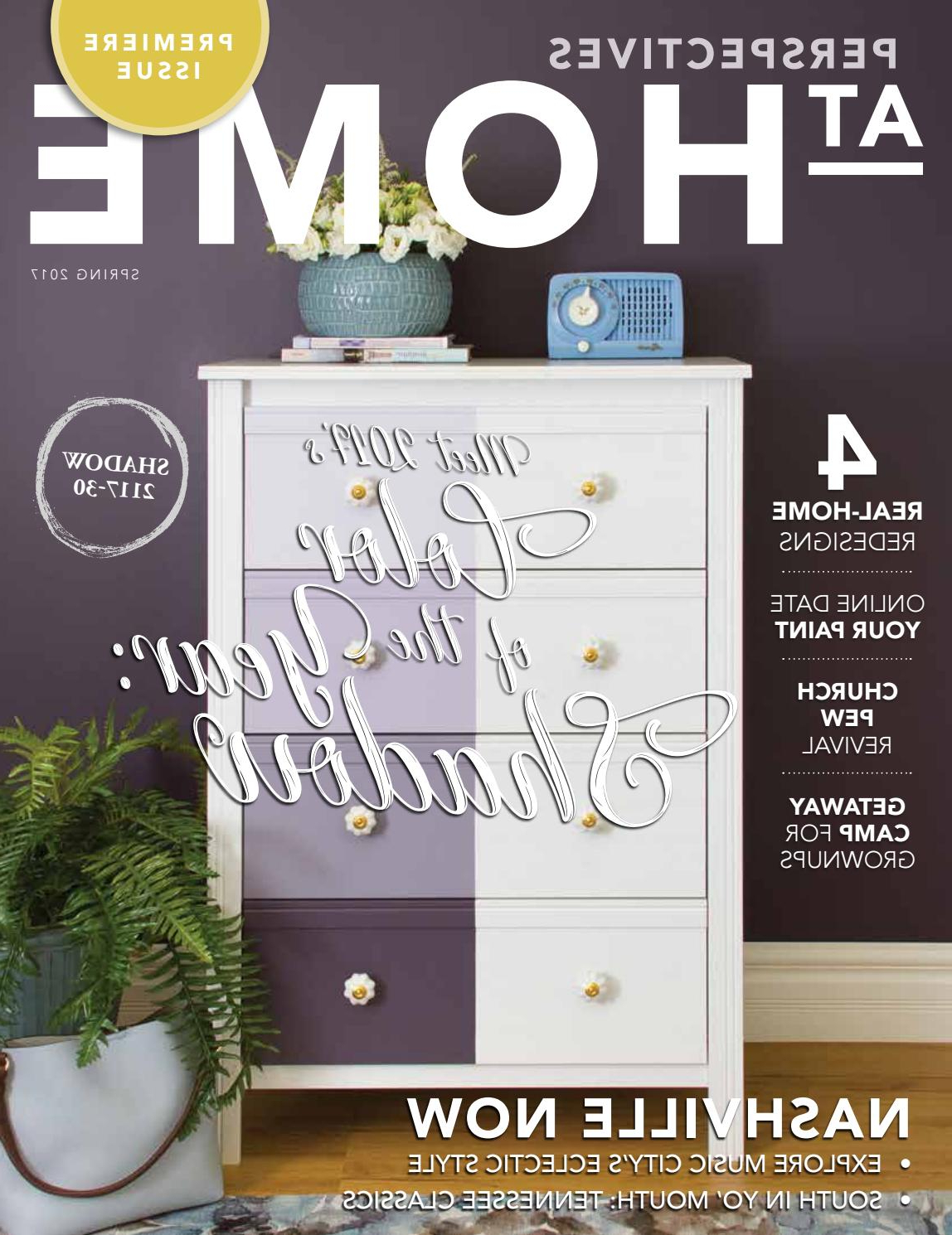 Burnt Tannin 4 Door Sideboards With Regard To 2018 Perspectives At Home Spring 2017At Home Magazine – Issuu (View 8 of 20)