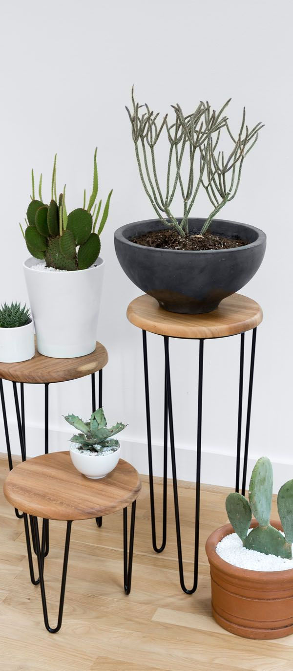 Cacti Brass Coffee Tables Within Most Recently Released Puebla Marble Side Table – Grey In  (View 7 of 20)