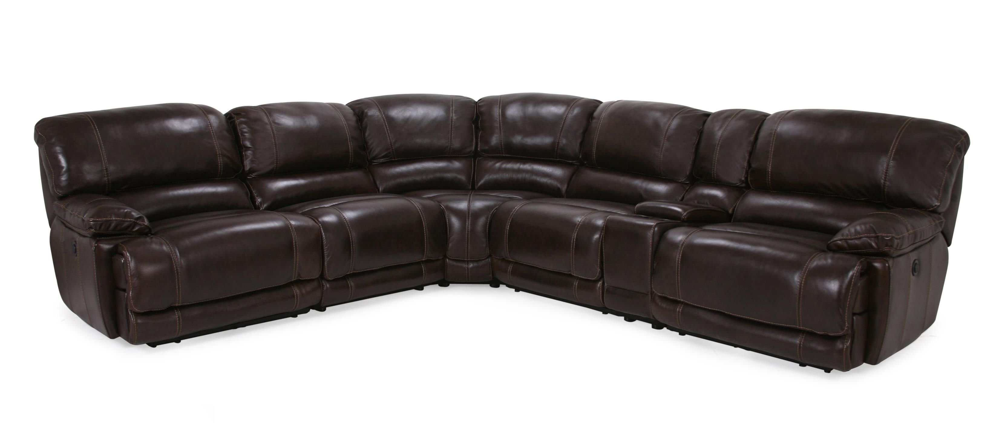 Calder Grey 6 Piece Manual Reclining Sectionals For Widely Used Fabulous 25 Power Reclining Sectional Sofa Favorite (Gallery 12 of 20)