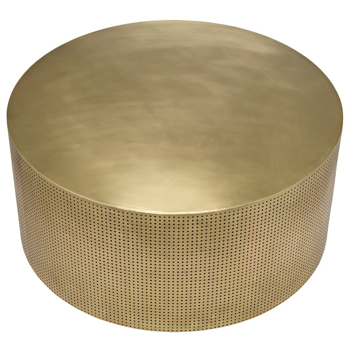 Featured Photo of Antique Brass Coffee Tables