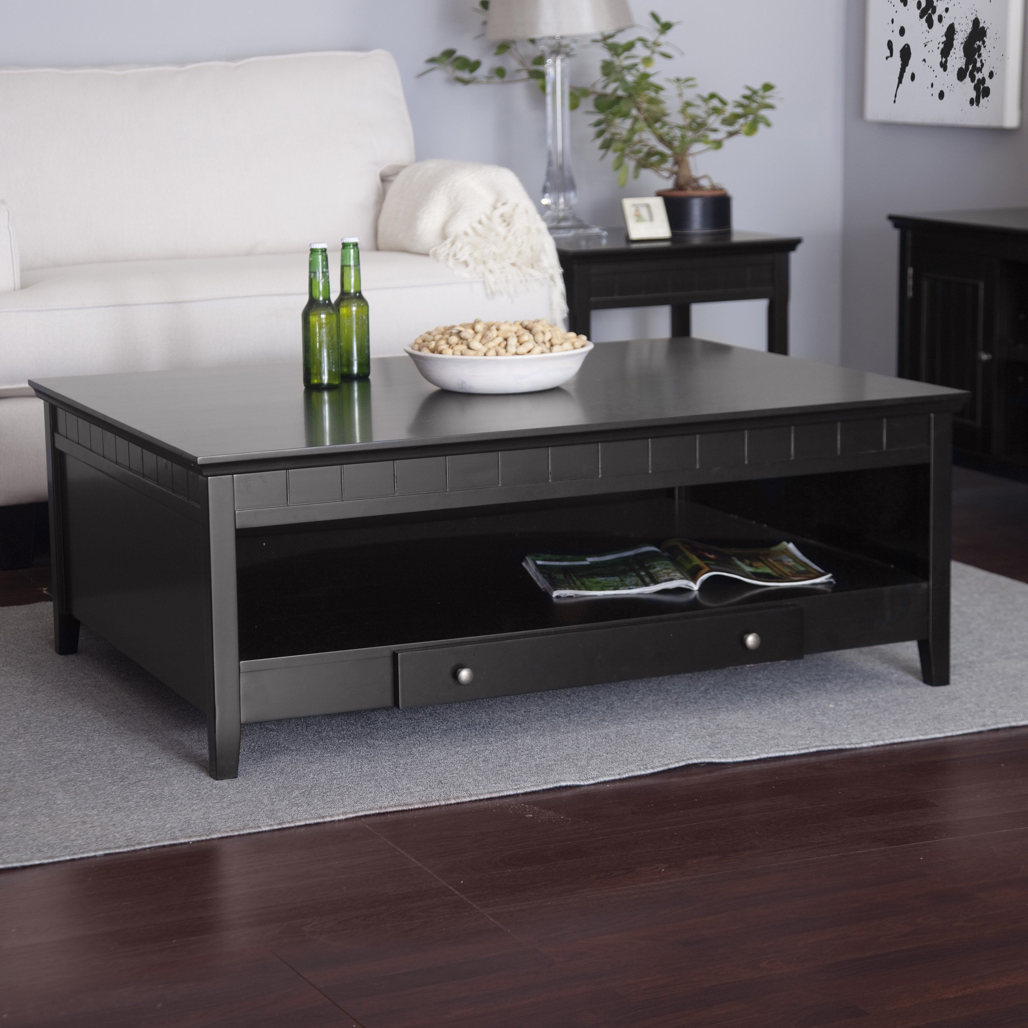 Candice Ii Lift Top Cocktail Tables In Recent Have To Have It. Belham Living Richland Black Coffee Table – $279.99 (Gallery 17 of 20)