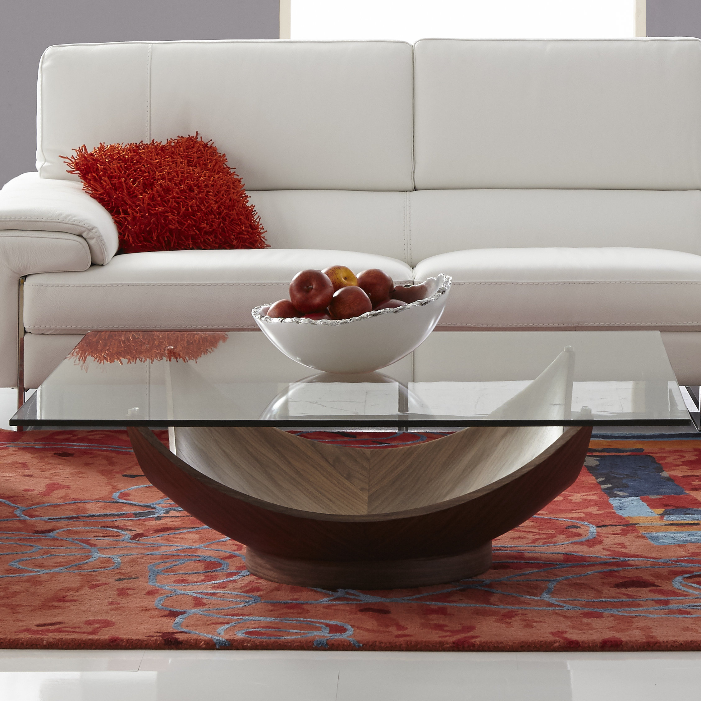 Candice Ii Sideboards Throughout 2019 Bellini Modern Living Candice Coffee Table & Reviews (View 6 of 20)