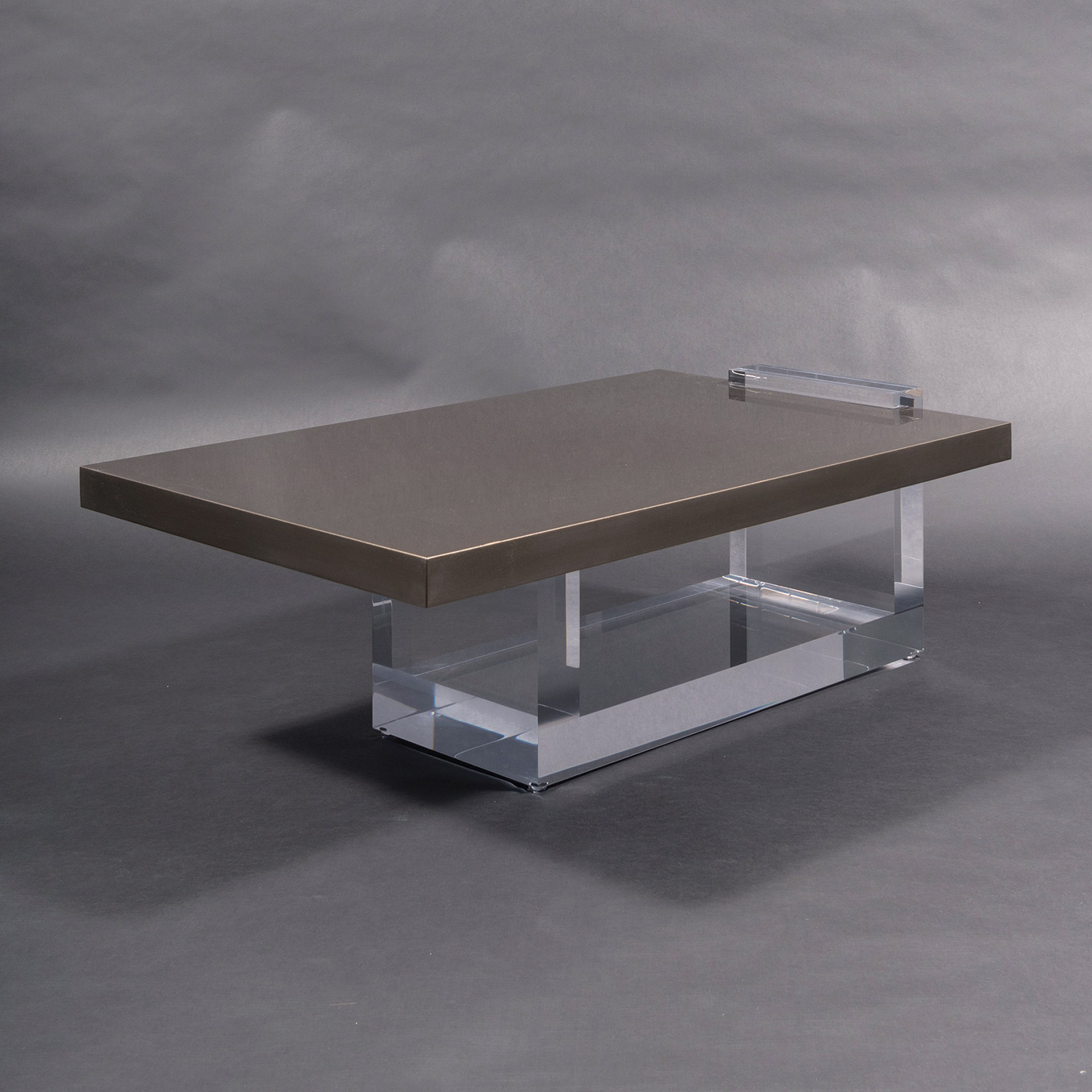 Cantilever Cocktail Table For Famous Allen Cocktail Tables (View 7 of 20)