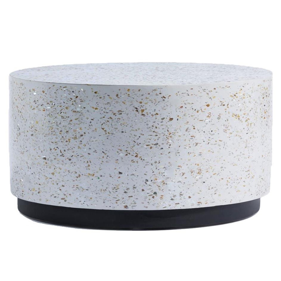 Cara Cocktail Tables For 2018 Made Goods Regina Coffee Table – White (View 4 of 20)
