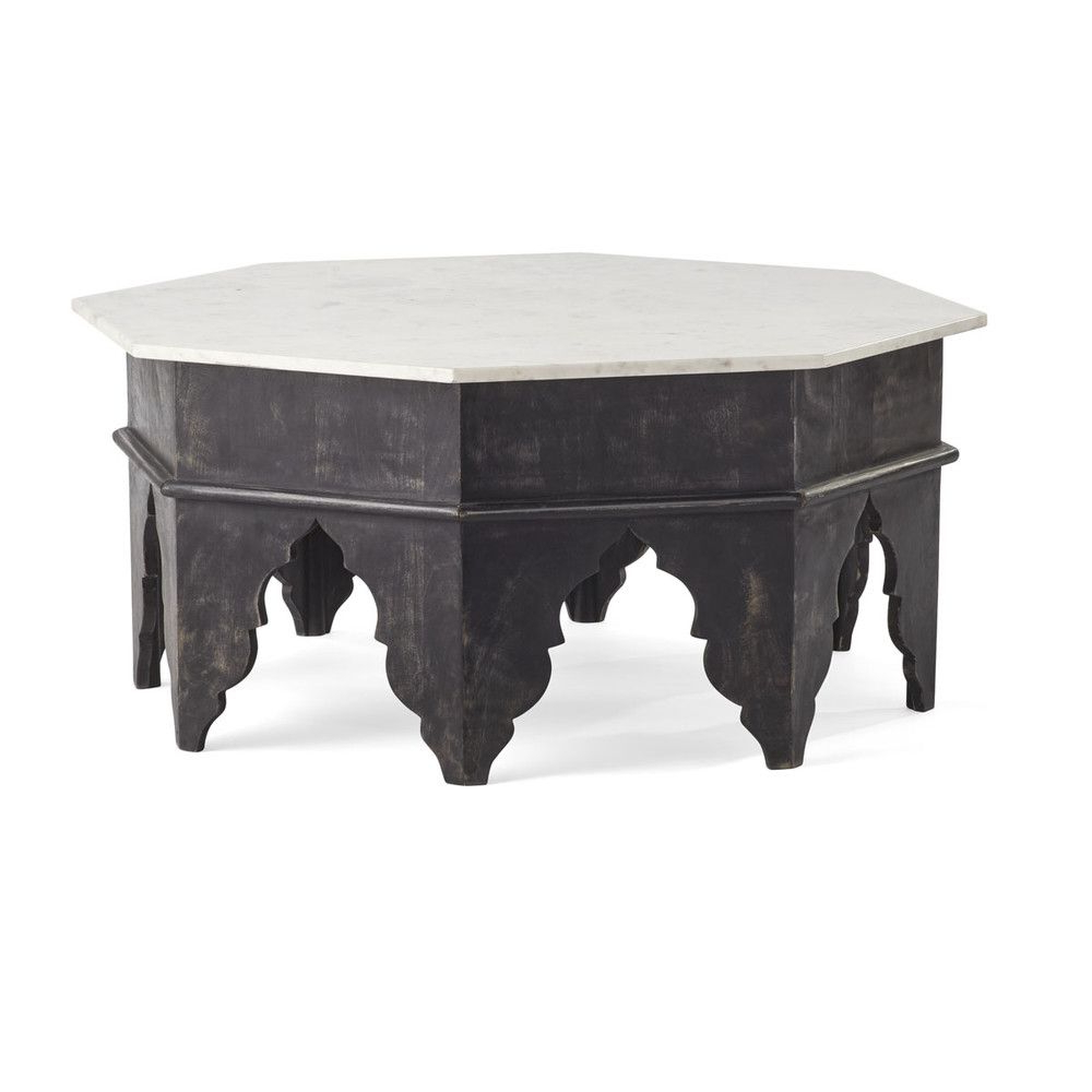 Casablanca Coffee Table (View 4 of 20)