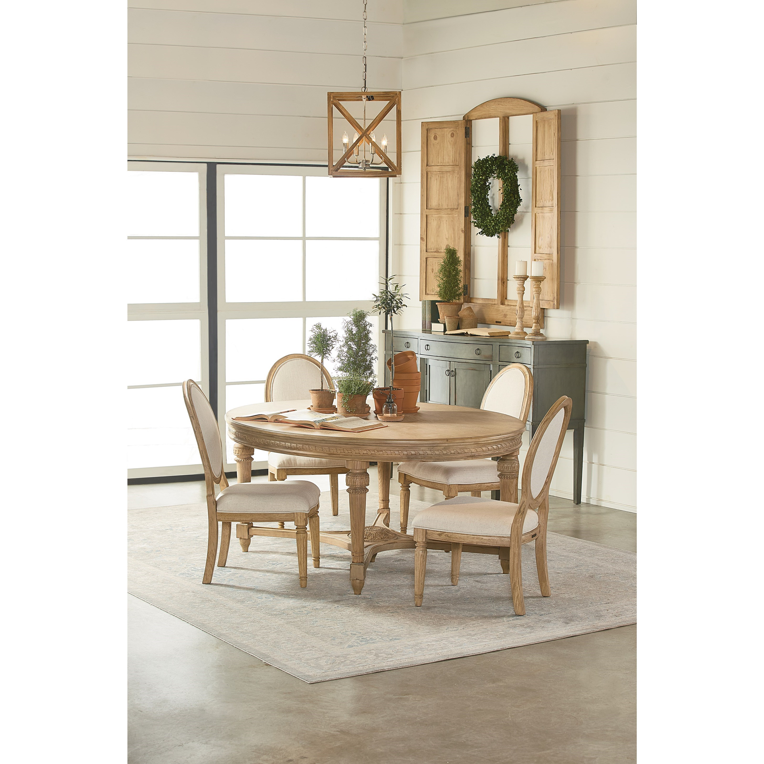 Casual Dining Room Groupmagnolia Homejoanna Gaines (Gallery 7 of 20)