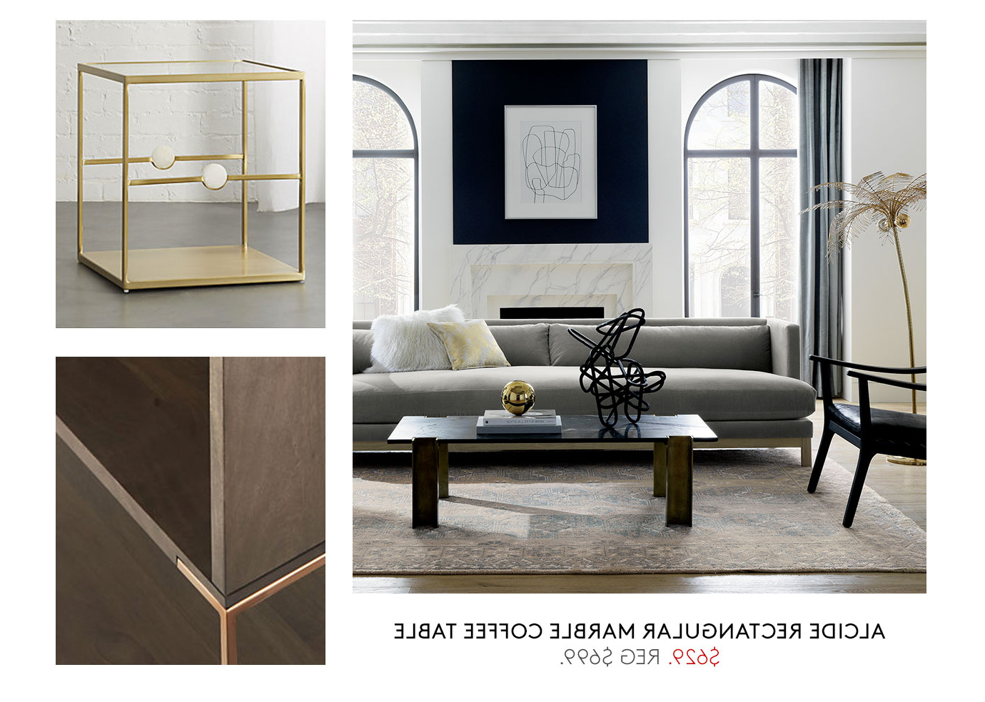 [%Cb2: Up To 20% Off Accent Table Sale Ends Today. | Milled In Trendy Alcide Rectangular Marble Coffee Tables|Alcide Rectangular Marble Coffee Tables Pertaining To Well Known Cb2: Up To 20% Off Accent Table Sale Ends Today. | Milled|Trendy Alcide Rectangular Marble Coffee Tables For Cb2: Up To 20% Off Accent Table Sale Ends Today. | Milled|Current Cb2: Up To 20% Off Accent Table Sale Ends Today (View 1 of 20)