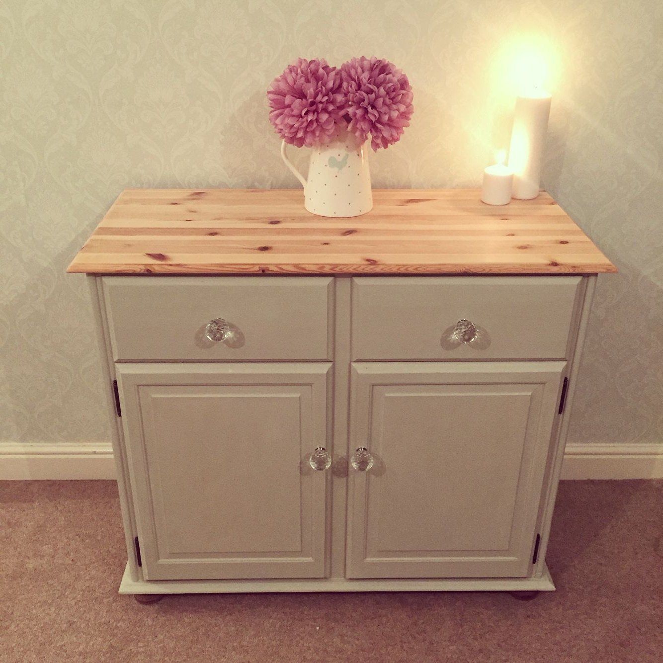 Featured Photo of Natural South Pine Sideboards