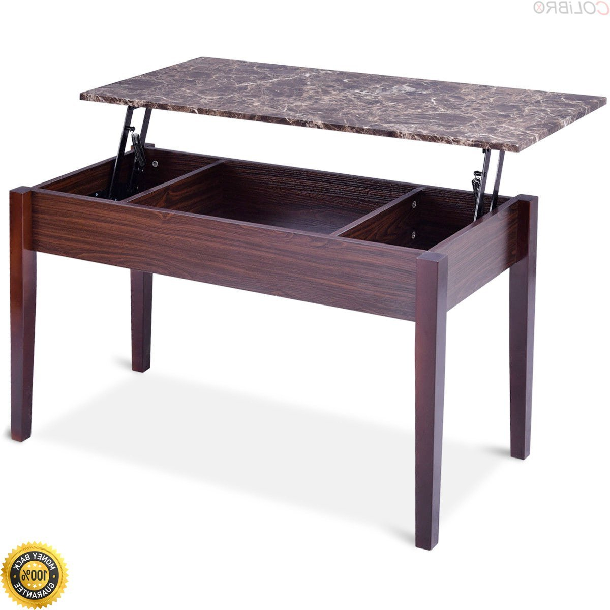 Cheap Solid Wood Lift Top Coffee Table, Find Solid Wood Lift Top Regarding Well Known Smart Large Round Marble Top Coffee Tables (View 2 of 20)