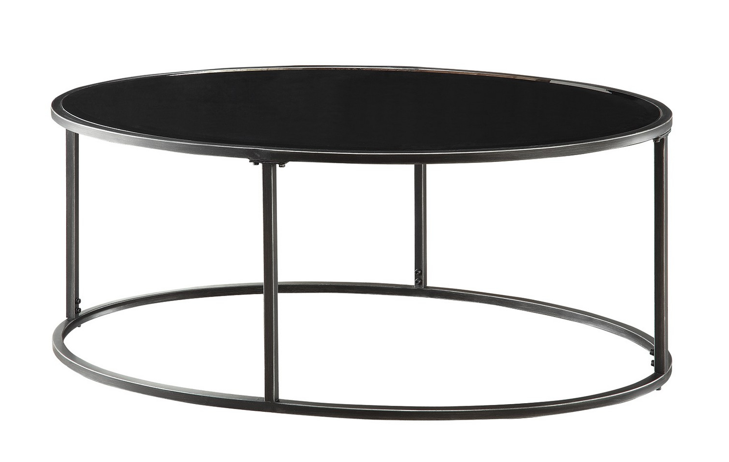 Coaster 704398 Coffee/cocktail Table – Gunmetal Frame 704398 At Pertaining To Popular Gunmetal Coffee Tables (View 6 of 20)