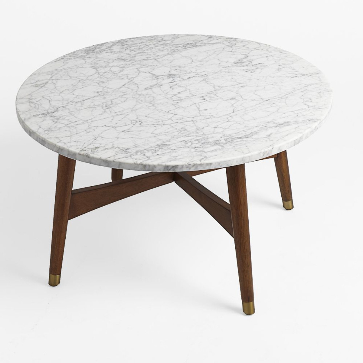 Coffee Table: Interesting Mid Century Marble Coffee Table Reeve Mid For Widely Used Mid Century Modern Marble Coffee Tables (View 10 of 20)