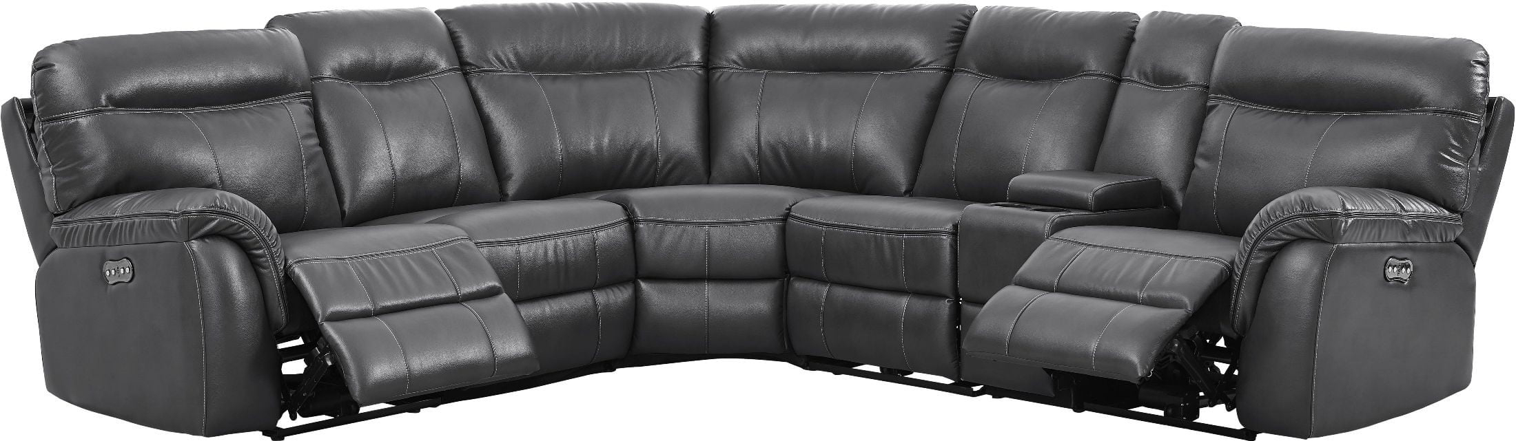 Coleman Furniture With Regard To Most Up To Date Turdur 2 Piece Sectionals With Raf Loveseat (View 8 of 20)