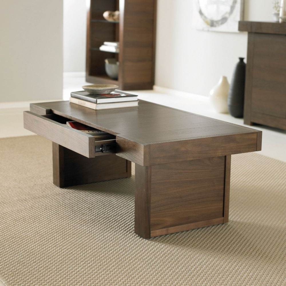 Contemporary Coffee Tables (View 18 of 20)