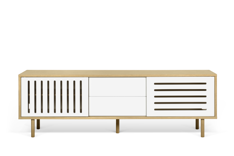 Corrigan Studio Garry Stripes Sideboard (View 2 of 20)