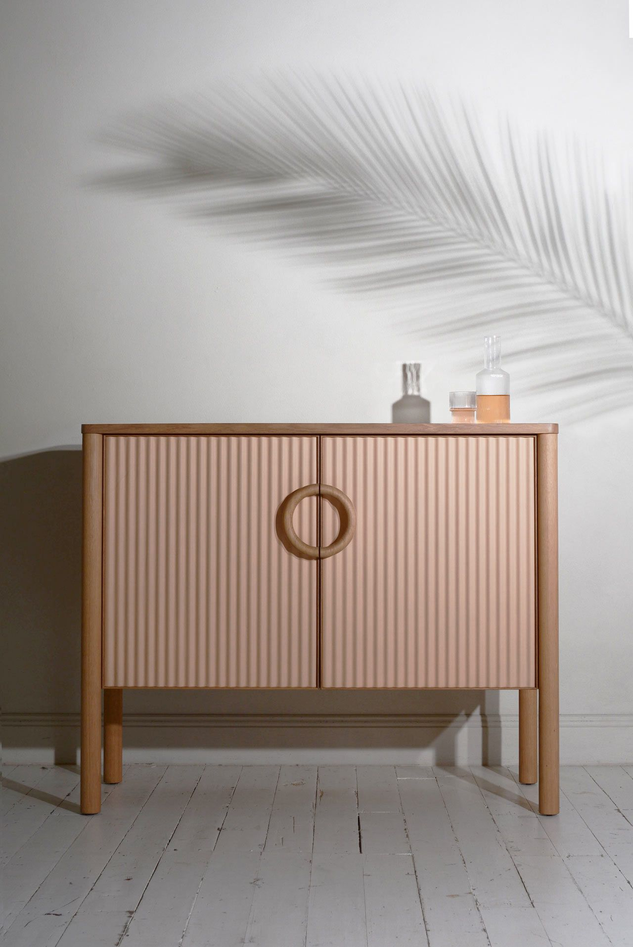 Corrugated Metal Sideboards Pertaining To Famous Beeline Design Launches New Collection Inspiredcorrugated Iron (Gallery 7 of 20)