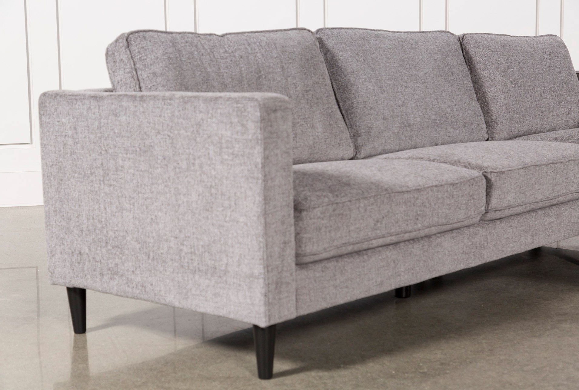 Cosmos Grey 2 Piece Sectional W/laf Chaise (View 8 of 20)