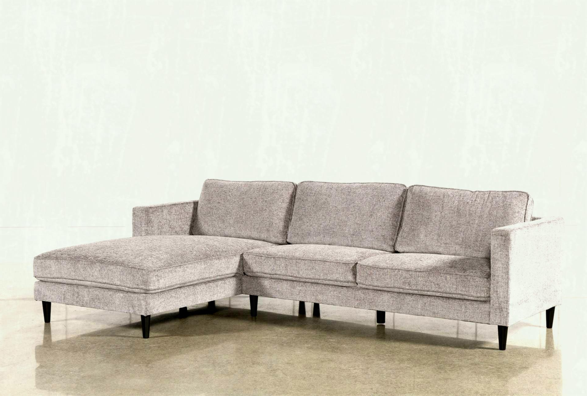 Cosmos Grey 2 Piece Sectionals With Raf Chaise For Famous Mix And Match Seats Living Spaces – Garage Plans With Living Space (Gallery 17 of 20)