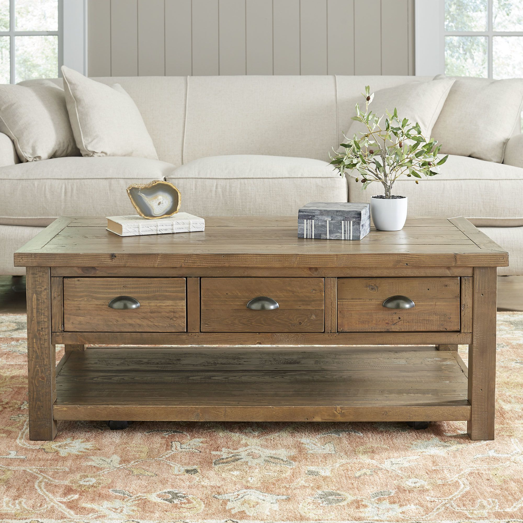 Country Coffee Tables (View 5 of 20)