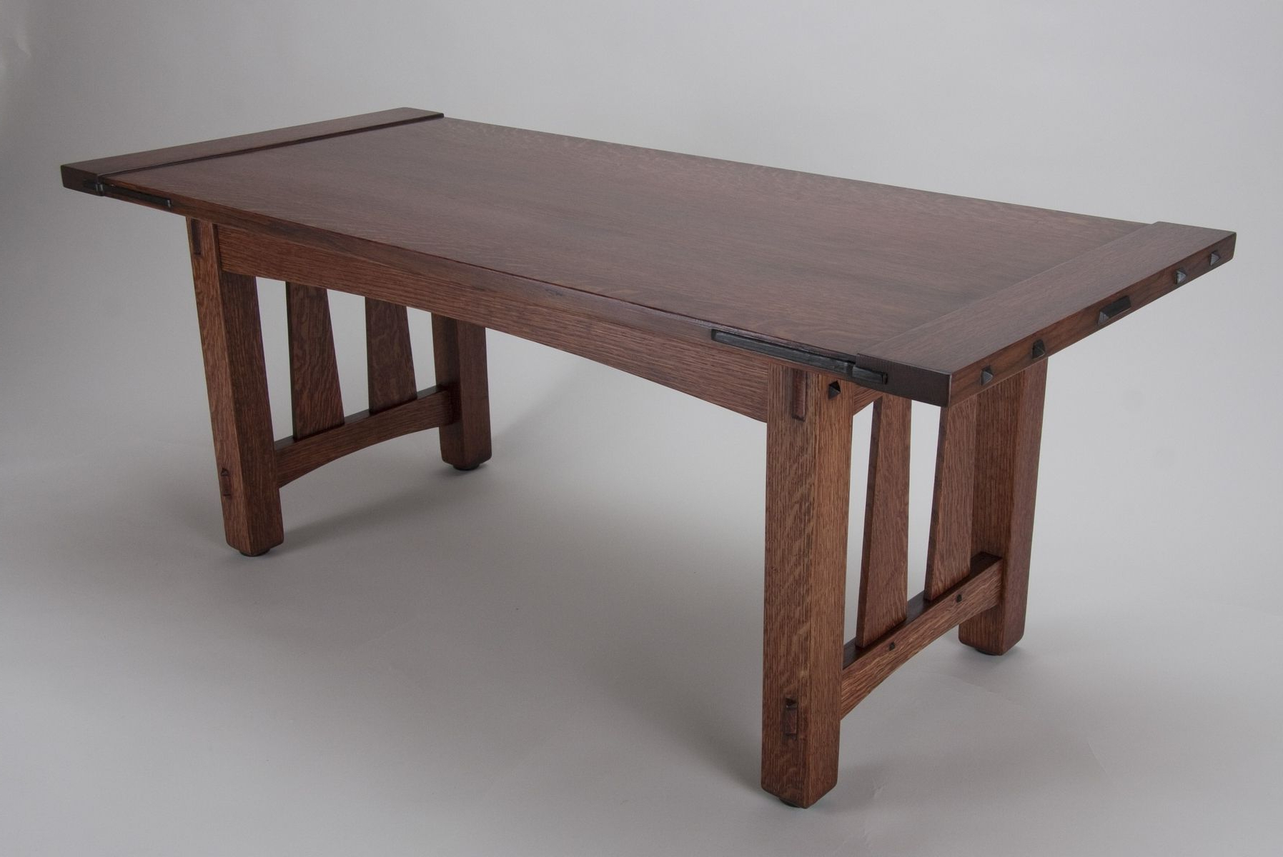 Craftsman, Arts And Crafts, Stickley Style With Craftsman Cocktail Tables (Gallery 1 of 20)