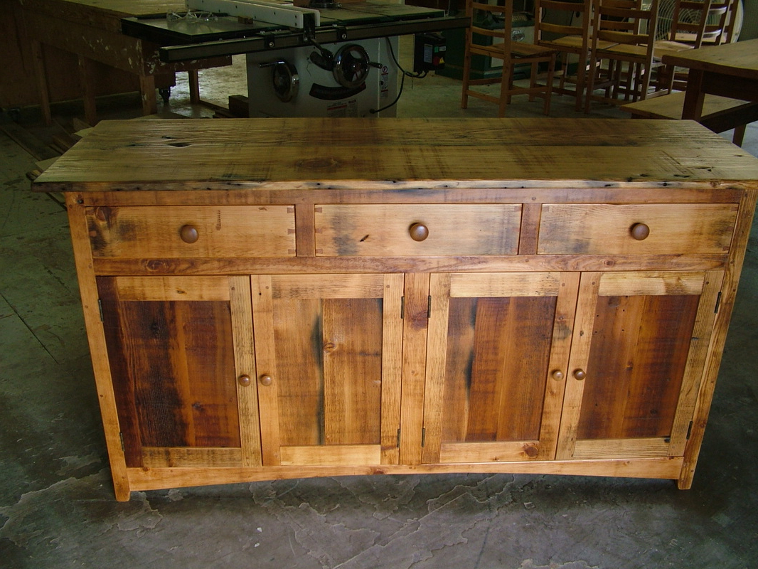 Craftsman Sideboards In Famous Sideboards – The Shaker Craftsman (Gallery 8 of 20)