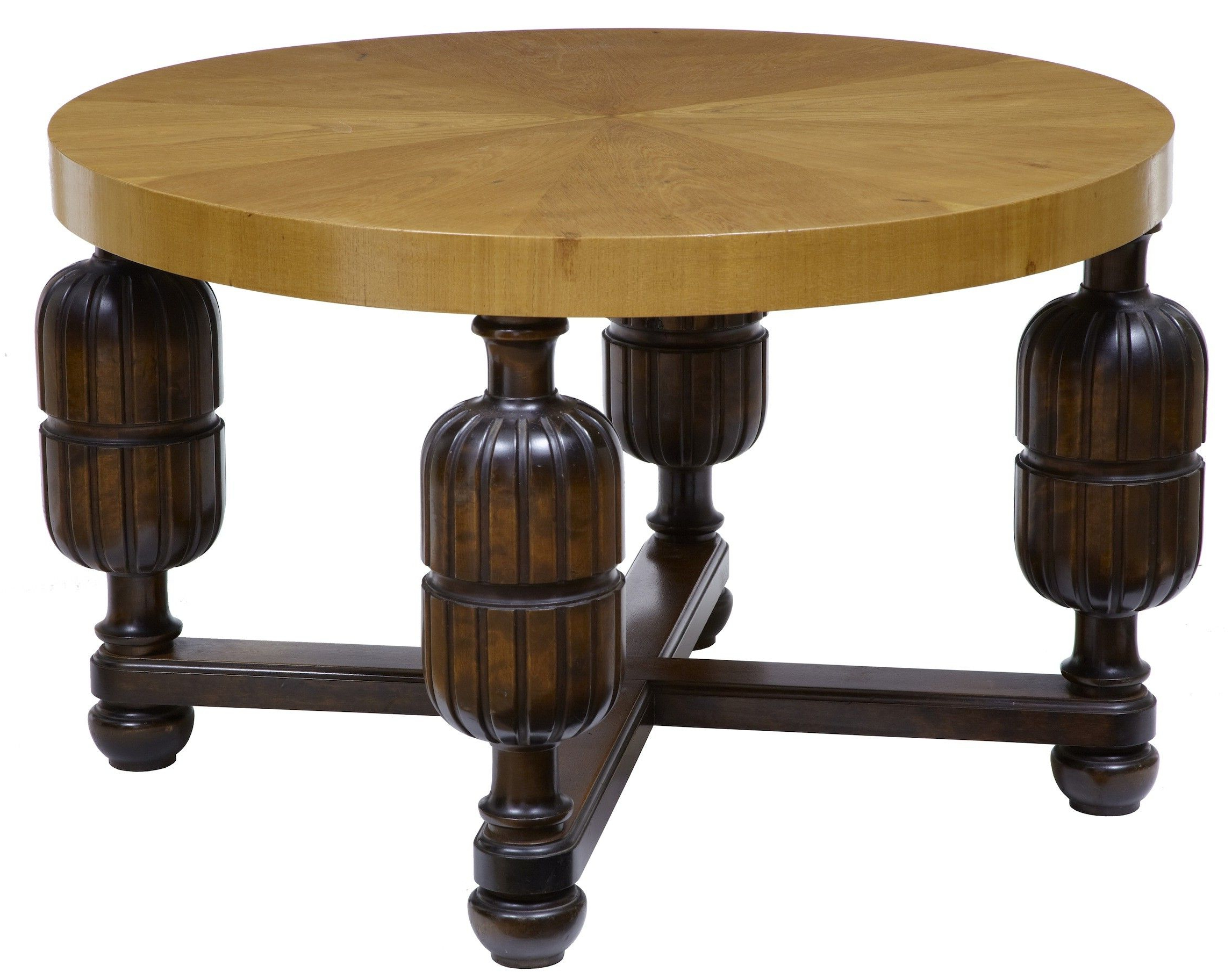 Current Art Deco Swedish Birch Coffee Table (c (View 16 of 20)