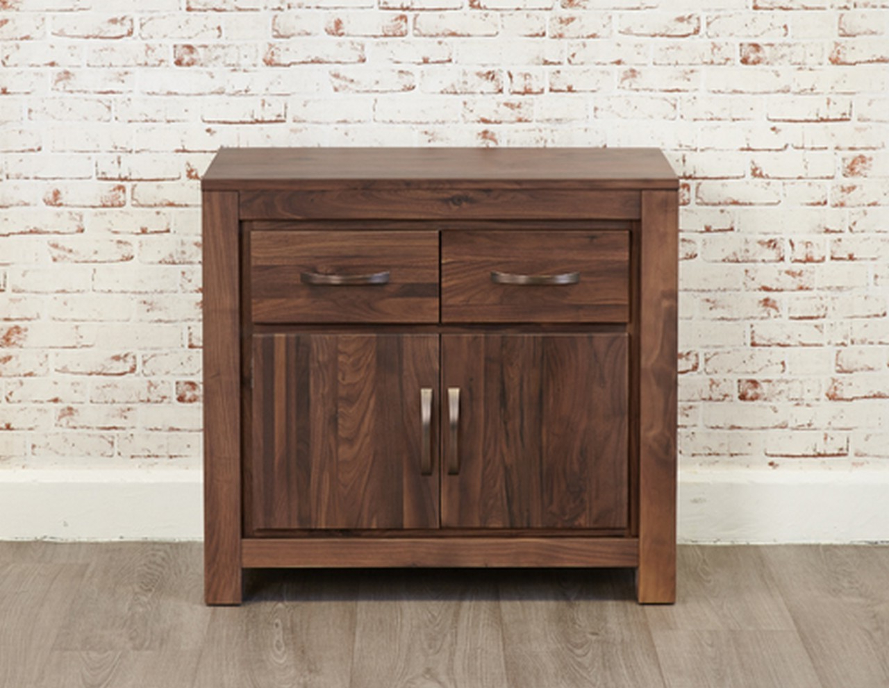Current Baumhaus Mayan Walnut Small Sideboard From The Sleep Station Regarding Walnut Small Sideboards (View 4 of 20)