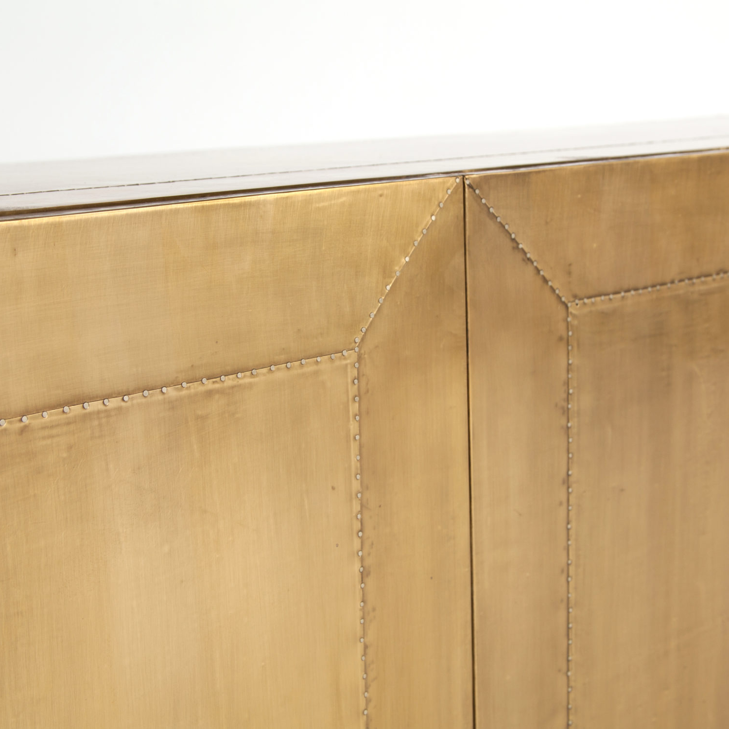 Current Dara Brass Sideboard ~ Eclectic Goods : Eclectic Goods With Aged Brass Sideboards (Gallery 8 of 20)