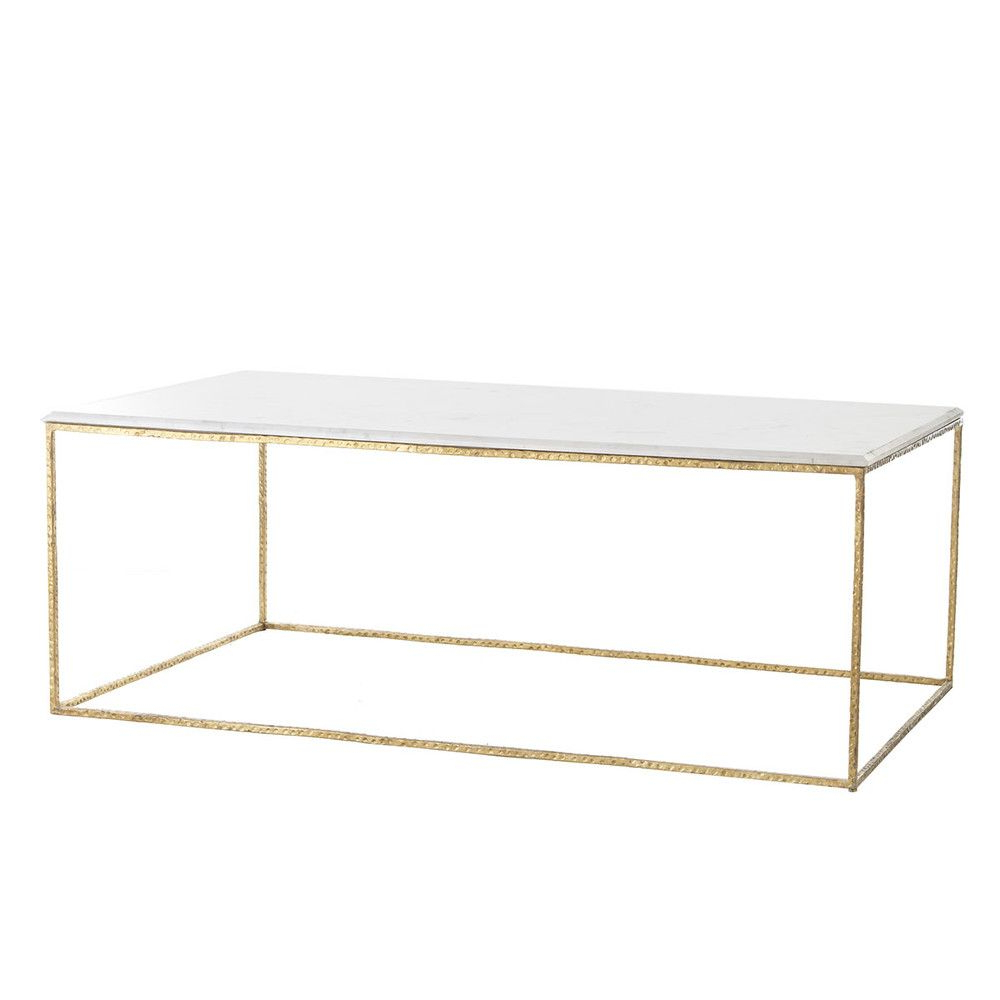 Current Gold Leaf Collection – Coffee Table (View 8 of 20)