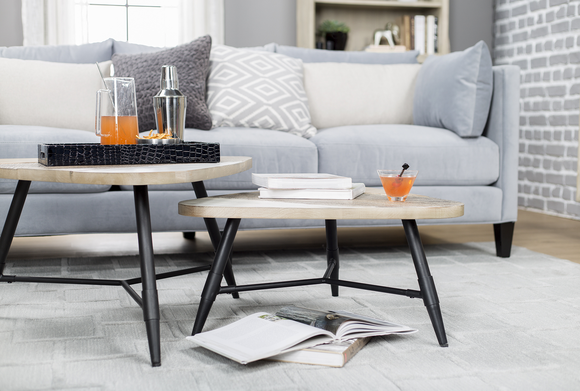 Featured Photo of Kai Large Cocktail Tables