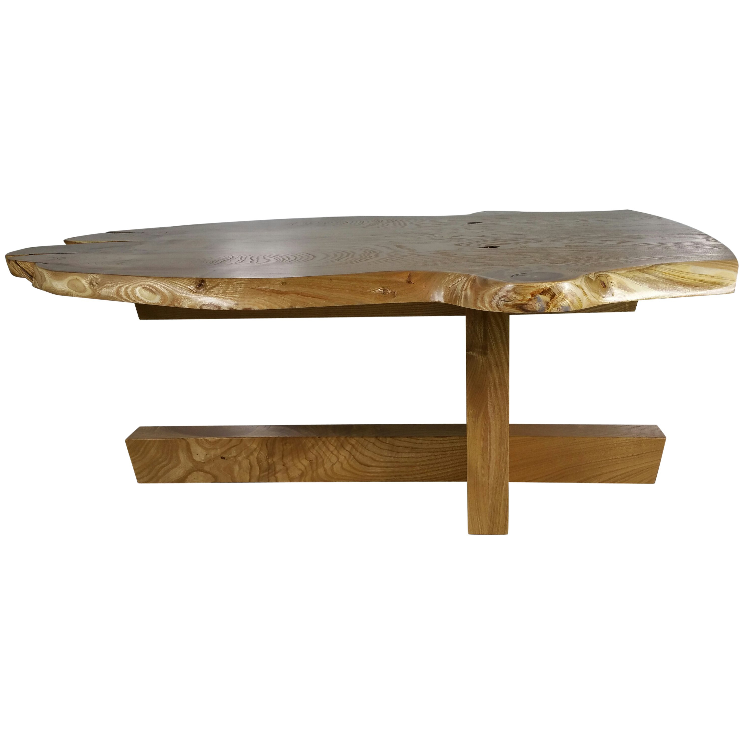 Current Logan Cocktail Tables Pertaining To Modernist Figured Catalpa Wood Coffee Tablegriff Logan For Sale (View 15 of 20)