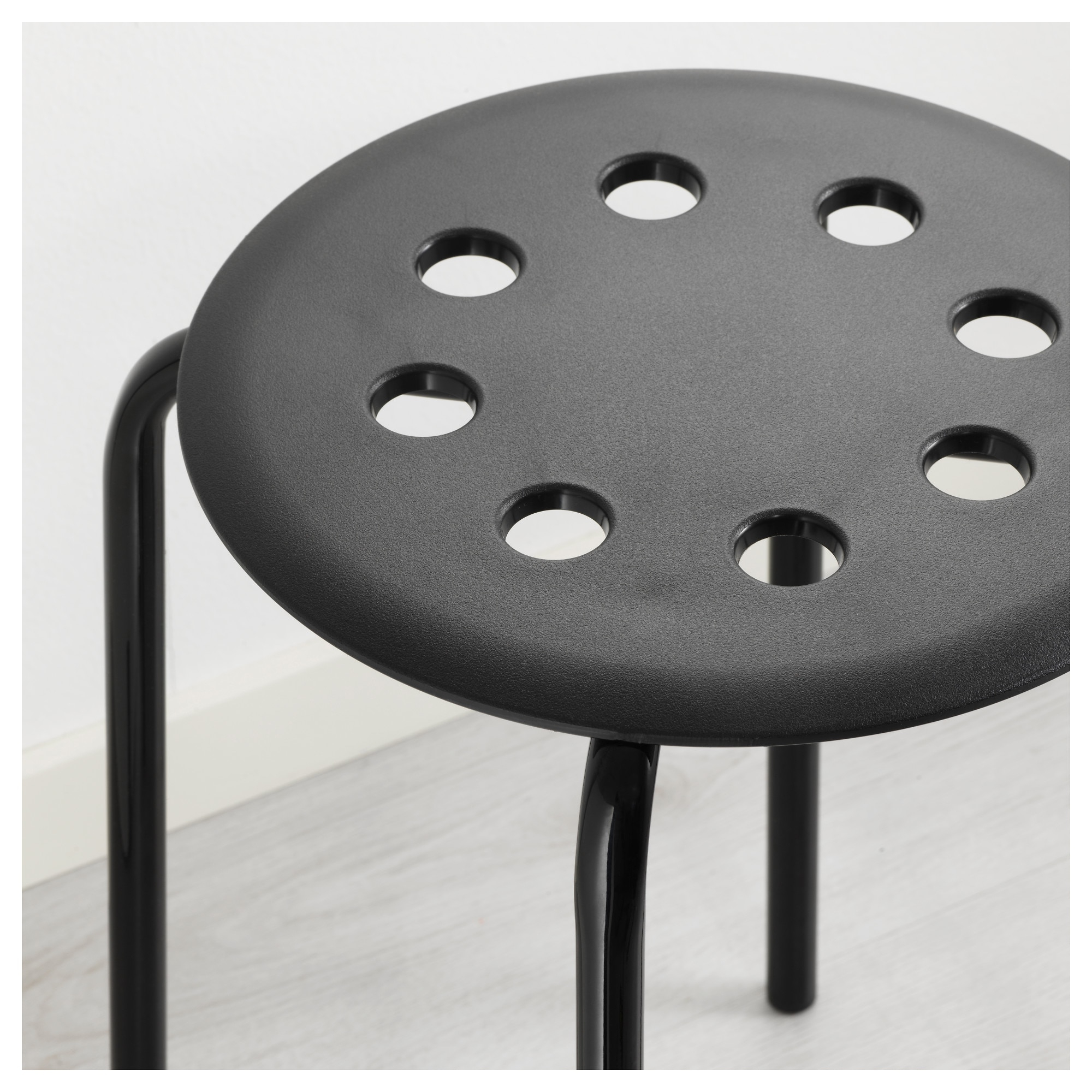 Current Marius Stool – Ikea Pertaining To Marius Dark Grey 3 Piece Sectionals (Gallery 9 of 20)