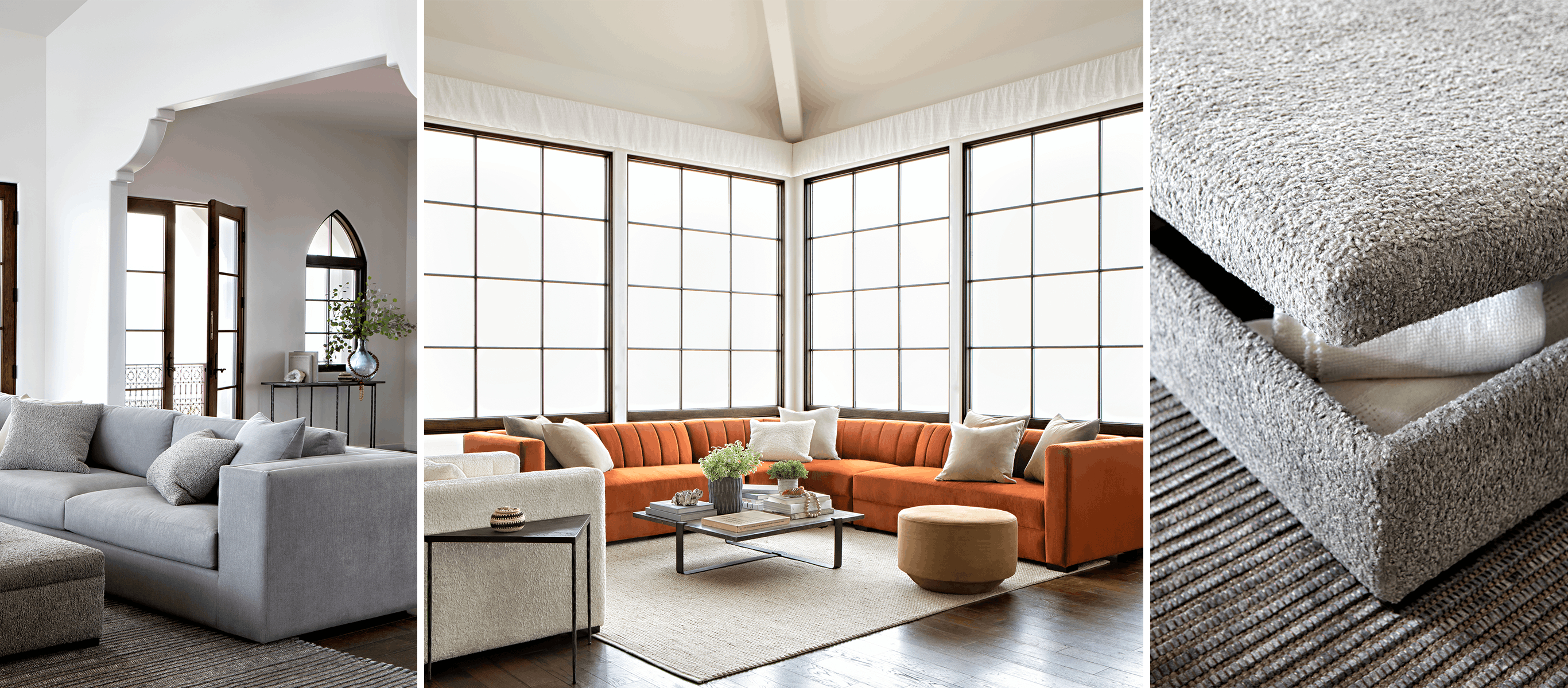 Current Nate Berkus Just Launched A Home Collection With Hubby Jeremiah For Soane 3 Piece Sectionals By Nate Berkus And Jeremiah Brent (View 9 of 20)