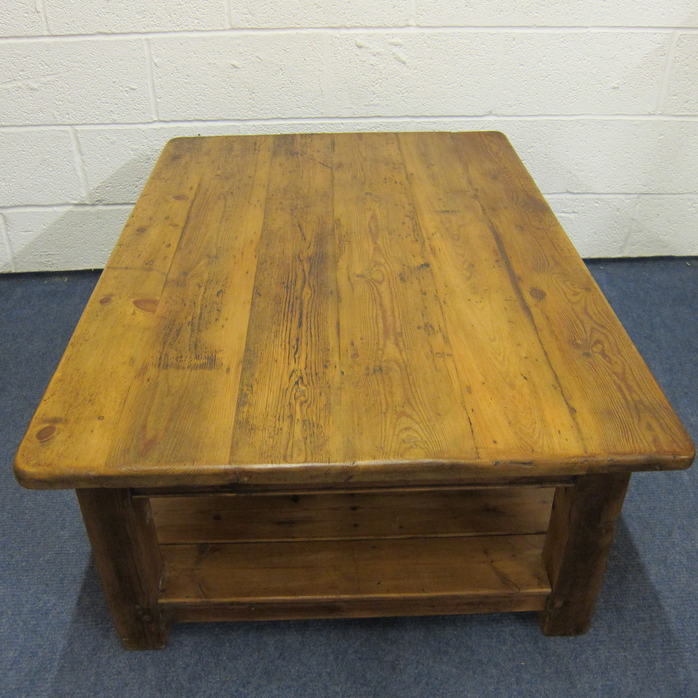 Custom Made To Measure Pine Tables — Pinefinders Old Pine Furniture With Regard To Well Known Antique Pine Coffee Tables (View 9 of 20)