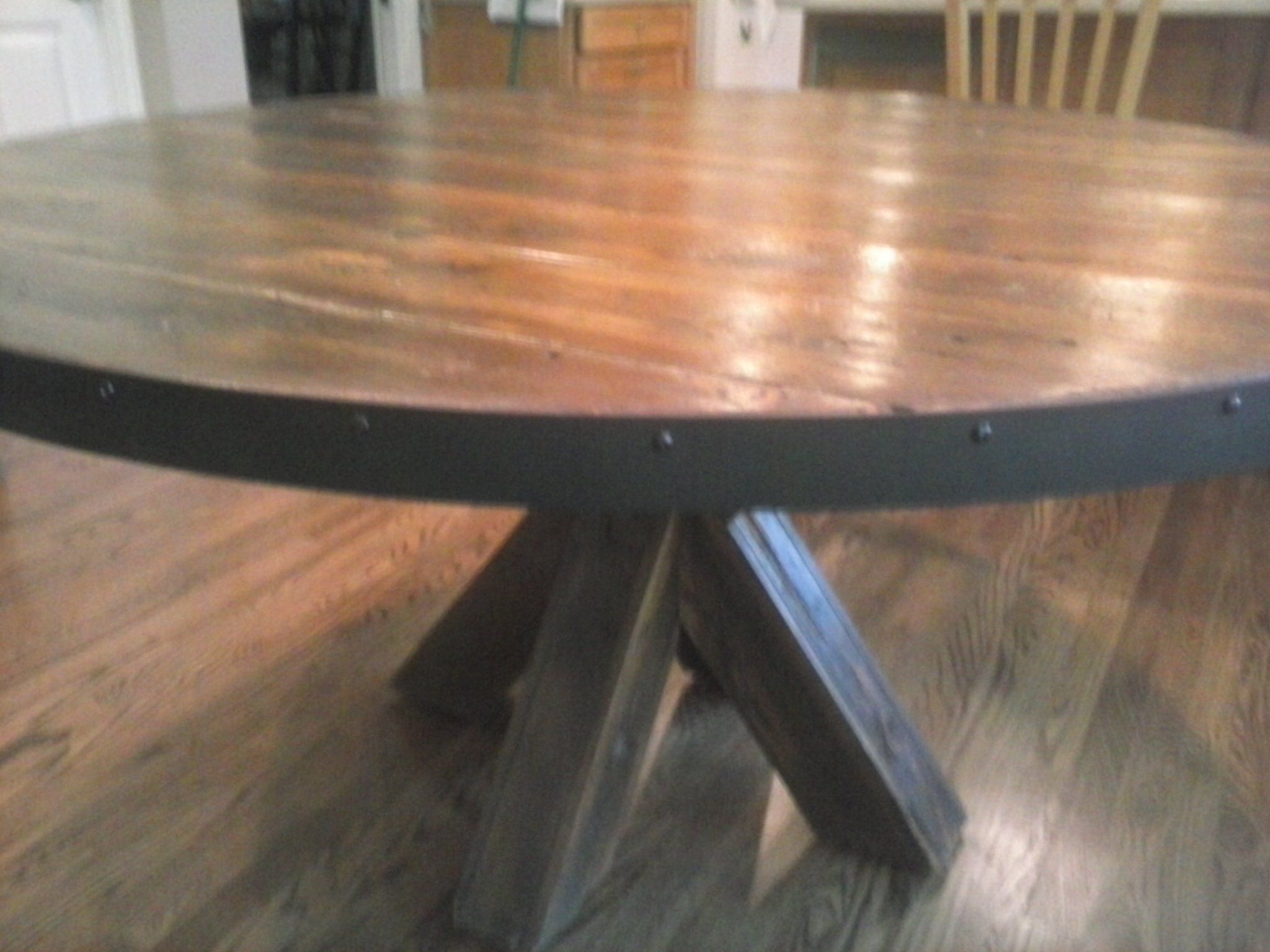 Custommade For 2019 33 Inch Industrial Round Tables (View 9 of 20)