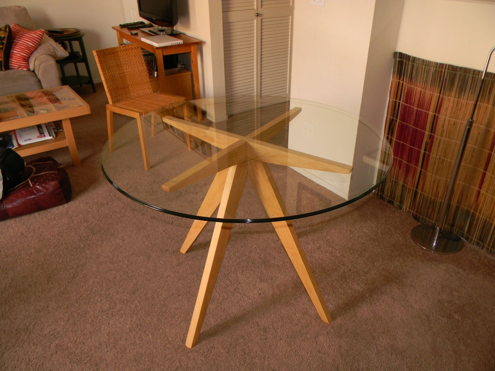 Custommade With 33 Inch Industrial Round Tables (View 10 of 20)