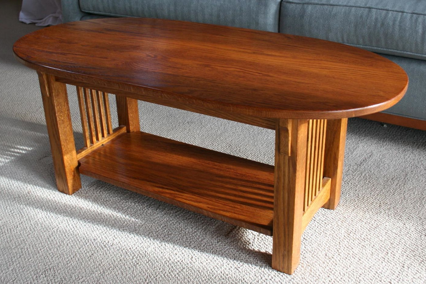 Custommade With Well Known Craftsman Cocktail Tables (Gallery 12 of 20)