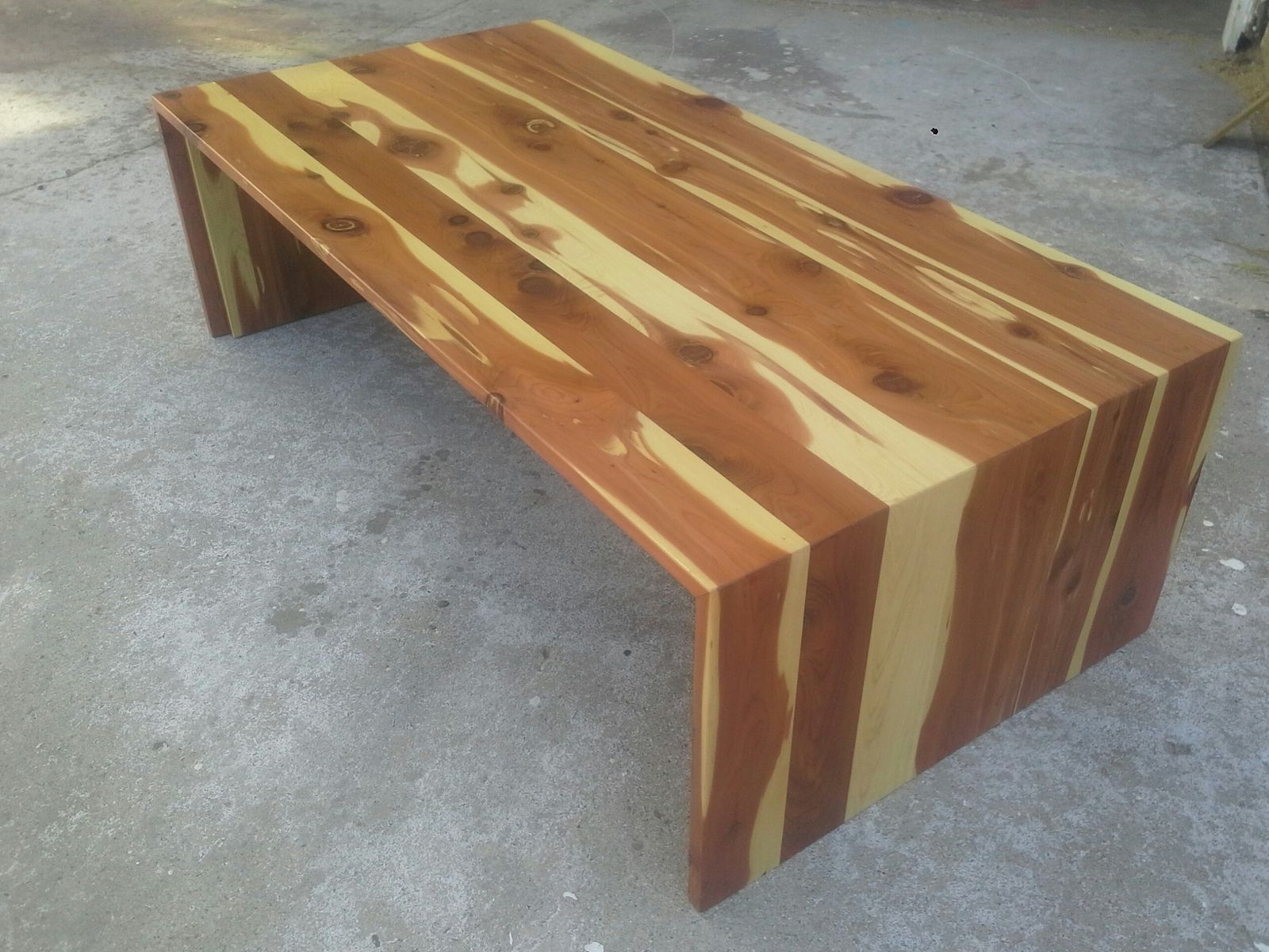 Custommade Within Waterfall Coffee Tables (View 7 of 20)