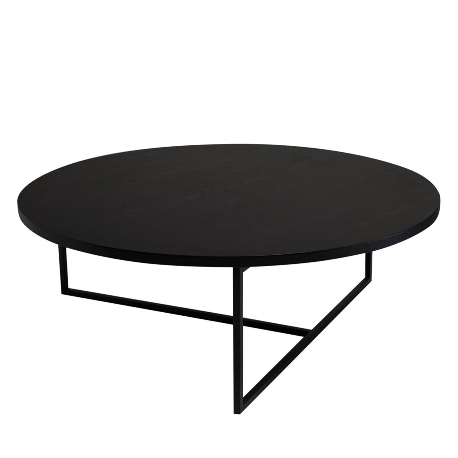 Darbuka Black Coffee Tables Within Widely Used Black Round Coffee Tables – Coffee Drinker (View 8 of 20)