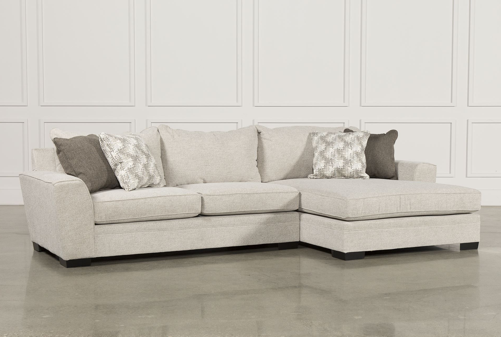 Delano 2 Piece Sectional W/laf Oversized Chaise (Gallery 5 of 20)