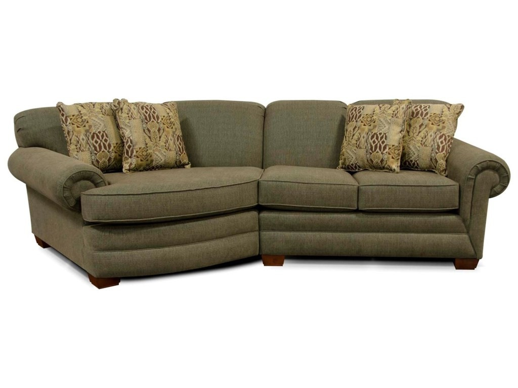 Delano 2 Piece Sectional W Laf Oversized Chaise Living Spaces Small For Fashionable Delano 2 Piece Sectionals With Laf Oversized Chaise (View 2 of 20)