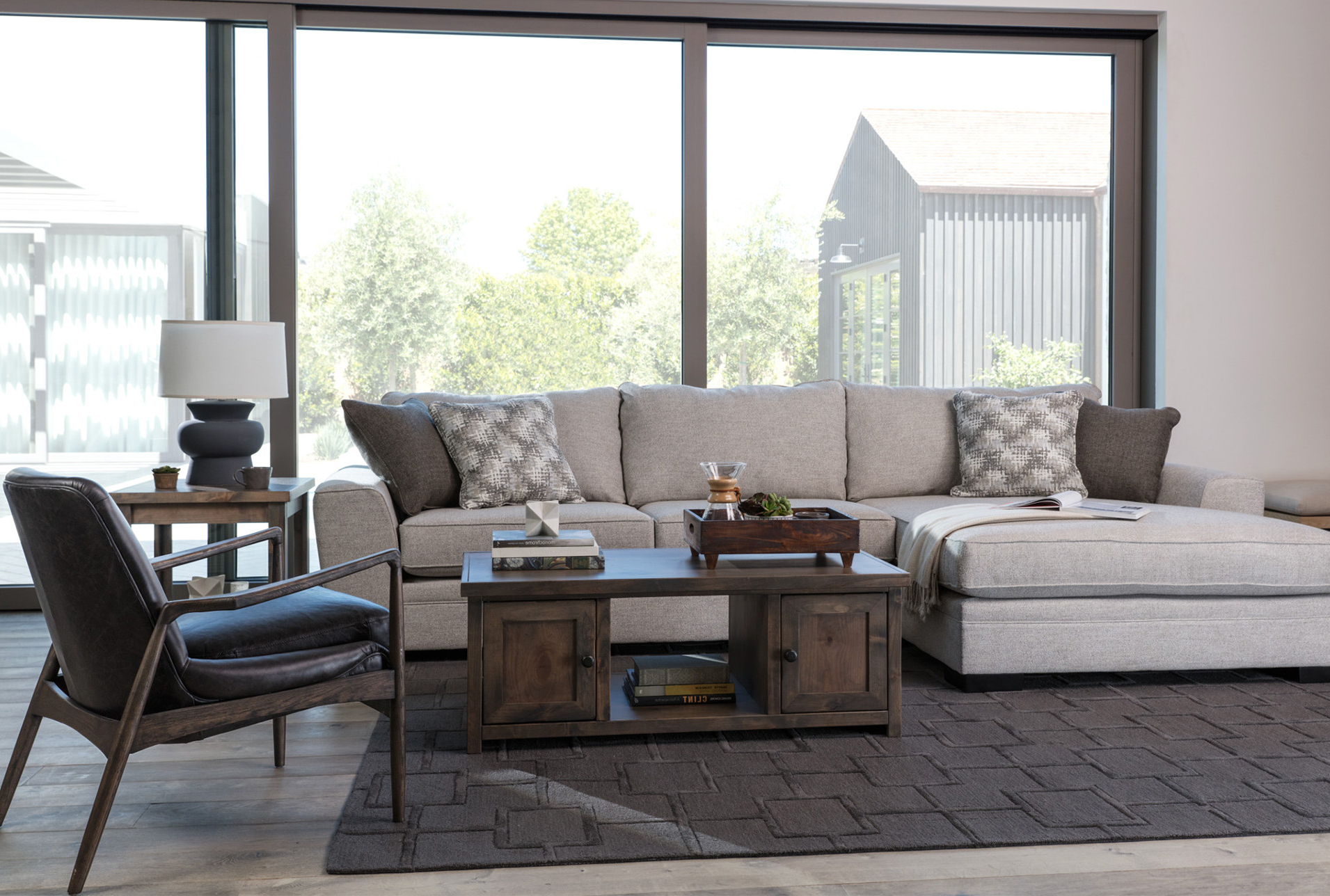 Delano 2 Piece Sectionals With Raf Oversized Chaise With Regard To Famous Delano 2 Piece Sectional W/raf Oversized Chaise In (View 4 of 20)
