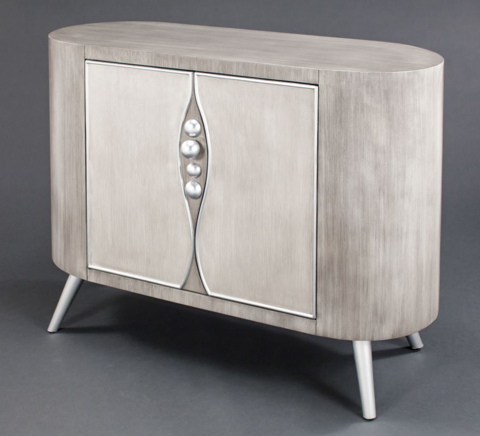 Design News Inside Most Current Geo Capiz Sideboards (View 5 of 20)