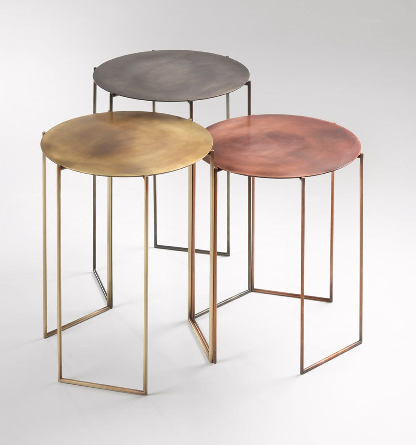 Design_Make In Forma Cocktail Tables (Gallery 16 of 20)