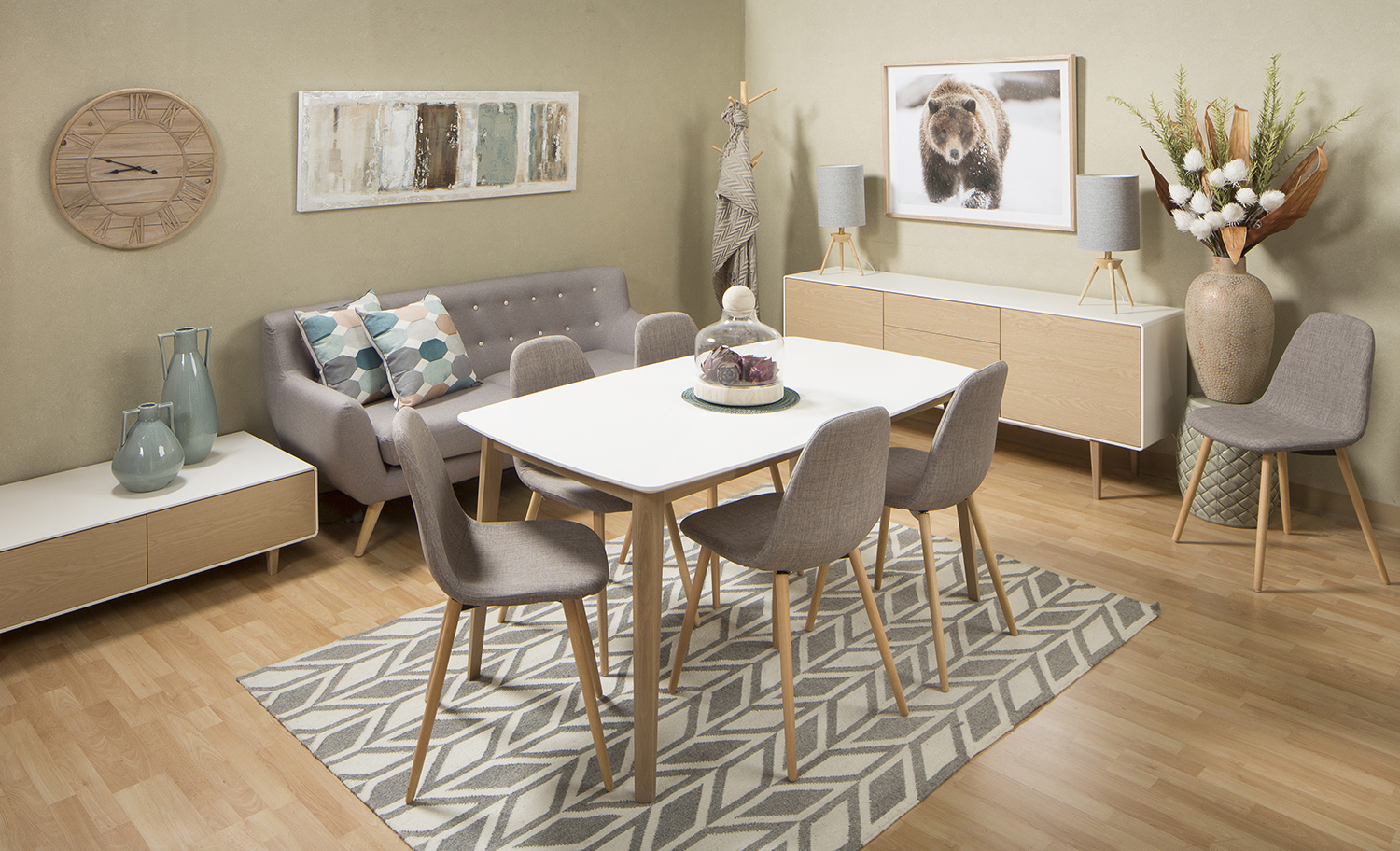 Dining Furniture/modern (Gallery 15 of 20)