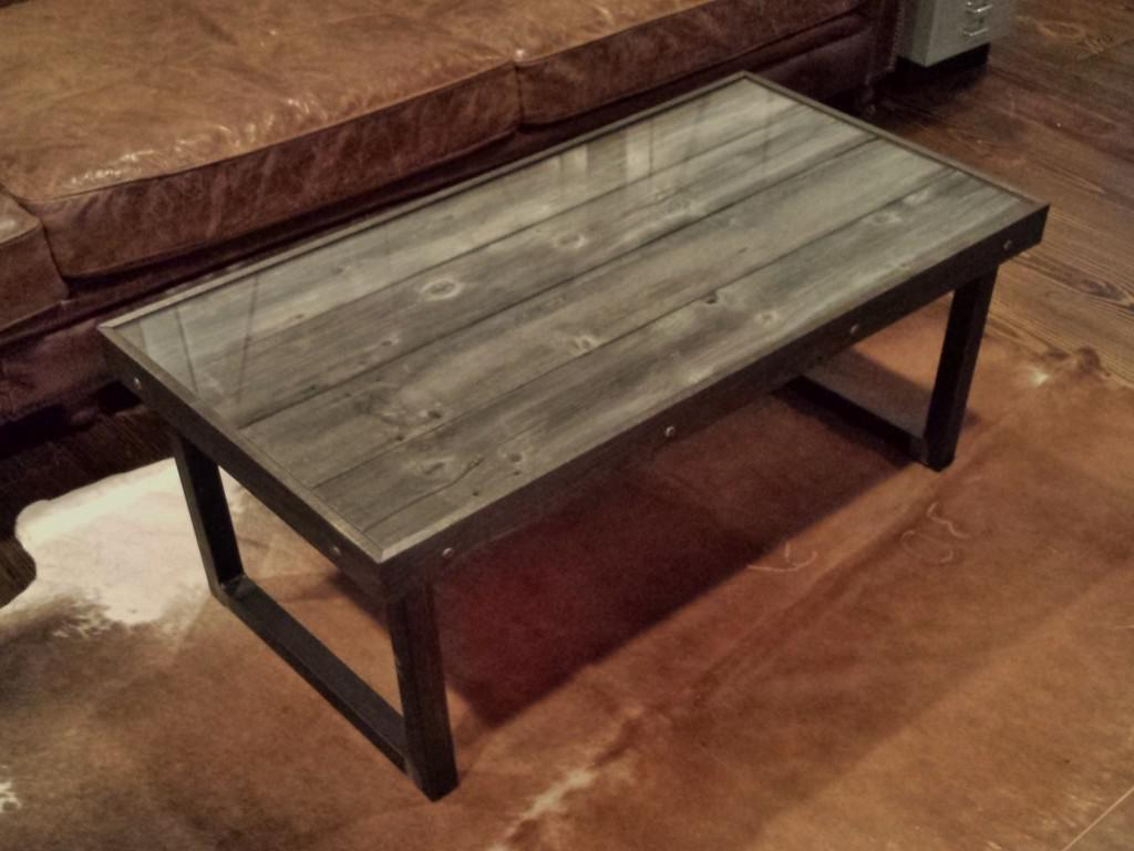 Diy Reclaimed Wood Coffee Table Ideas (View 7 of 20)