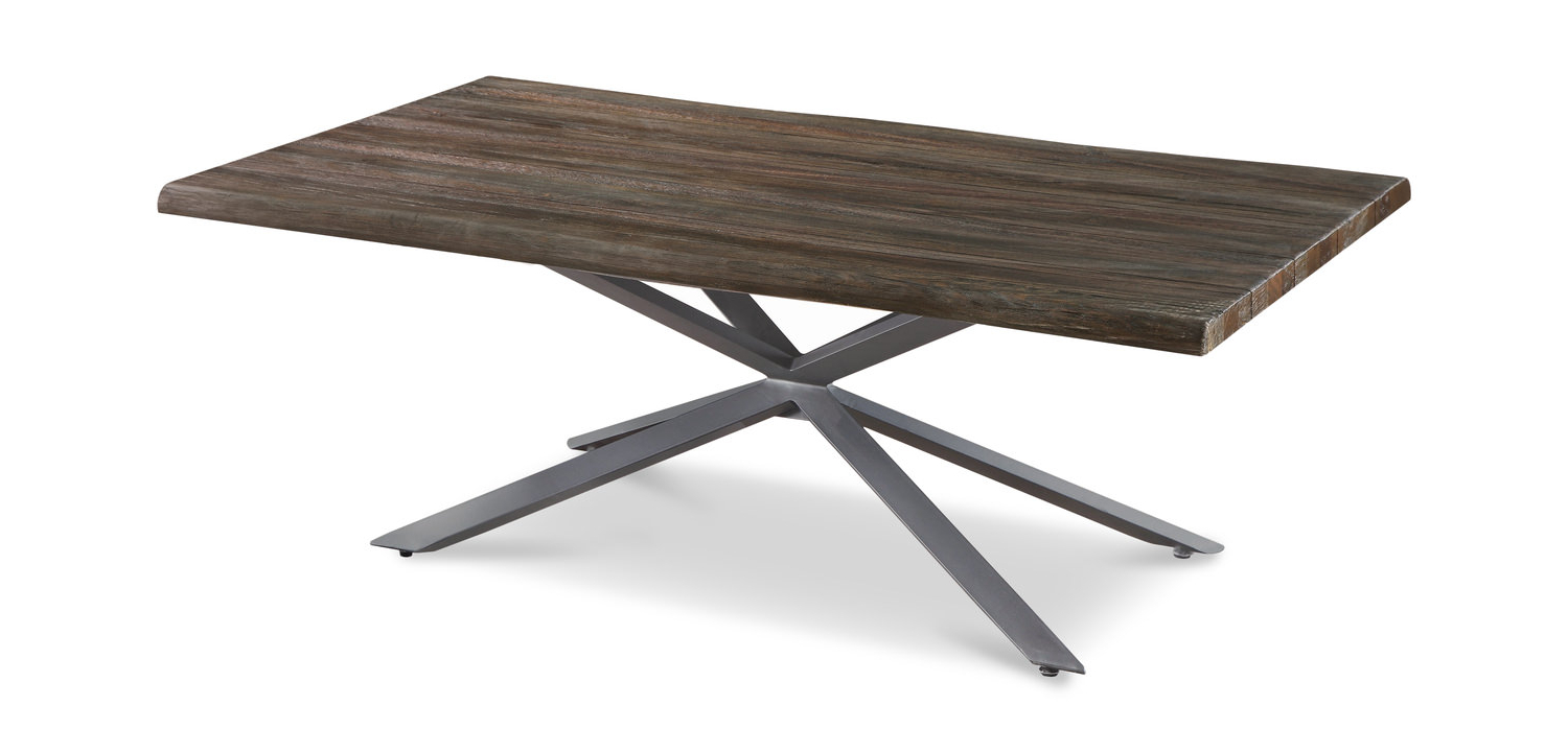 Dock86 Within Well Known Chiseled Edge Coffee Tables (Gallery 14 of 20)