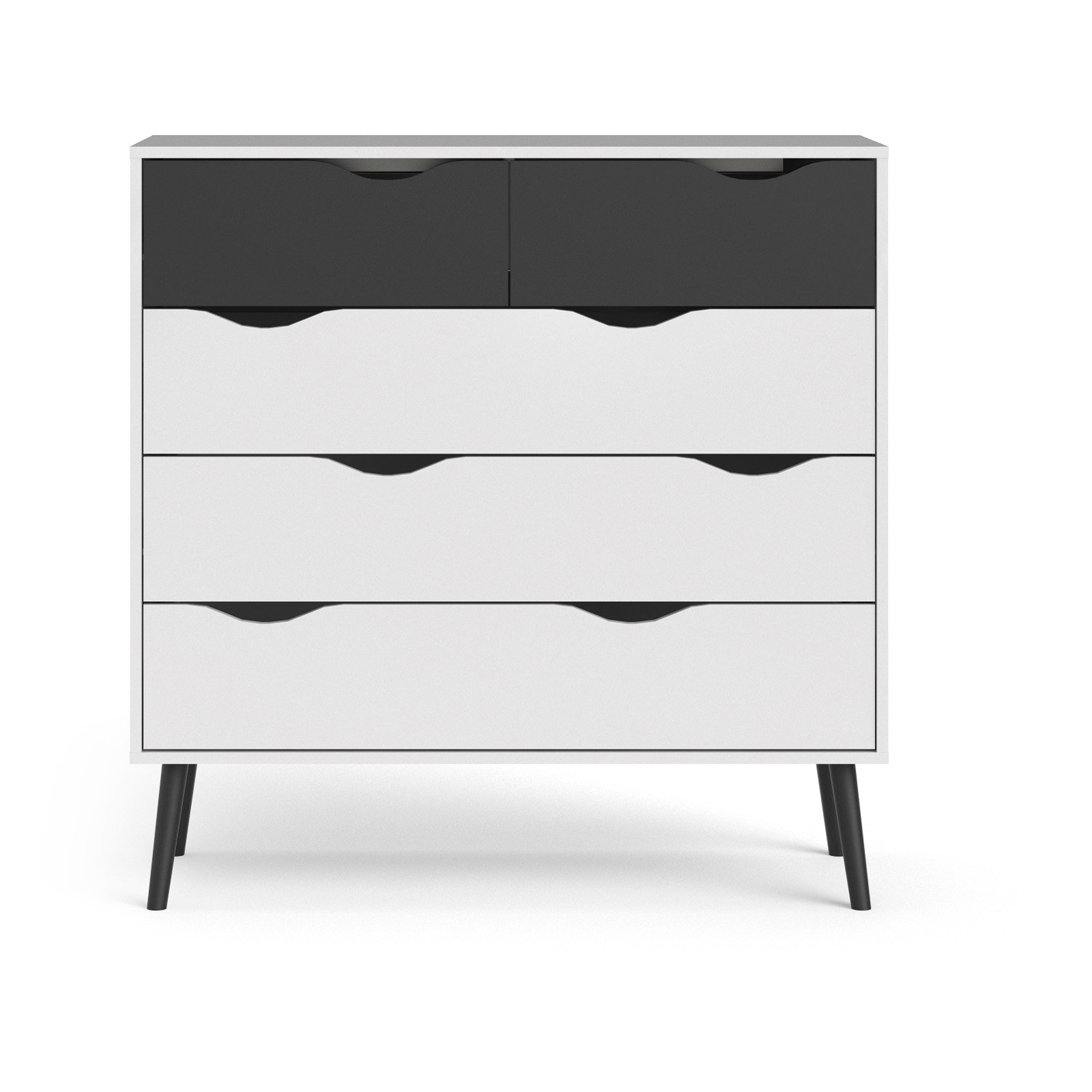 Dressers & Chest Of Drawers – Walmart Regarding Well Known Charcoal Finish 4 Door Jumbo Sideboards (View 18 of 20)